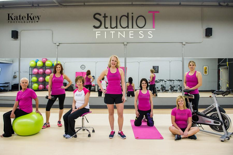 Studio t new fitness studio effingham il for Salon fitness